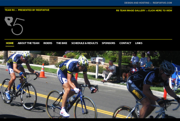 R5Cycling . Website