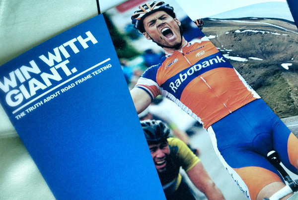 Win With Giant Brochure