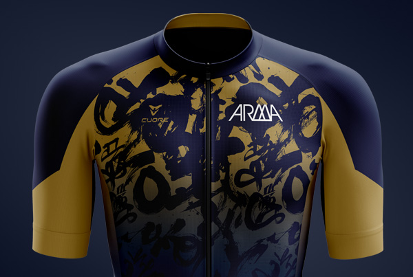 Arma Cycling Clothing – Love Script Kit